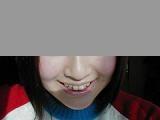 顔の下半分でも表情が伝わる写真1